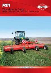Kuhn RM Trituradores De Campo RM 240 280 320 400 450 450 T 480 R 610 R Agricultural Catalog page 1